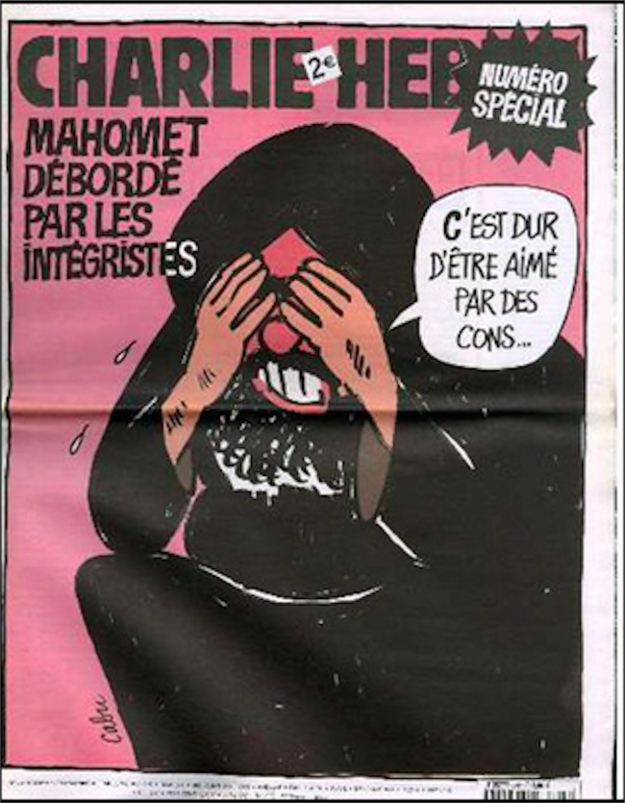 On 'Charlie Hebdo' Anniversary, Here are 8 Iconic Cartoon Covers and Why They're Important