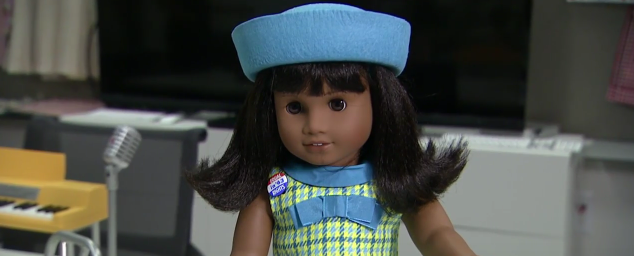 American Girl Just Introduced a Doll From the Civil Rights Era