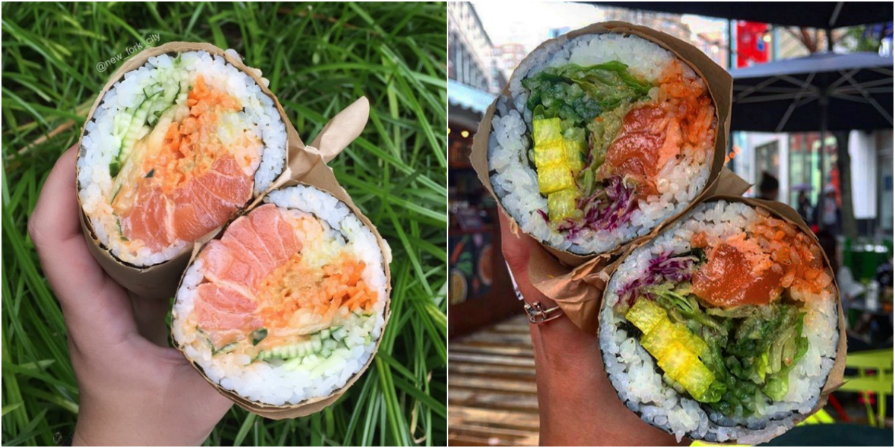 Rainbow Bagels Are Just One of the Super Instagrammable Foods We Don't Really Want to Eat