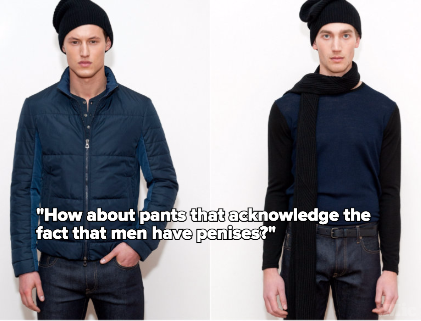 The Fashion World Thinks This Is What Men Actually Want to Wear — Here's the Truth