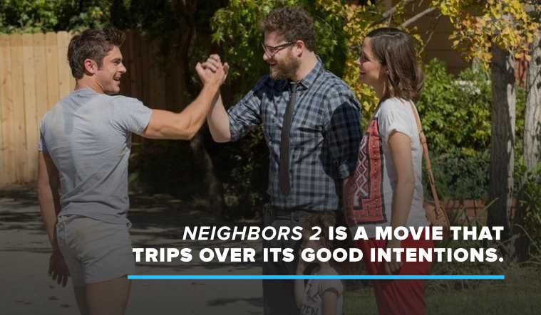 'Neighbors 2' Wants to Be a Feminist Bro Comedy — But Does It Succeed?