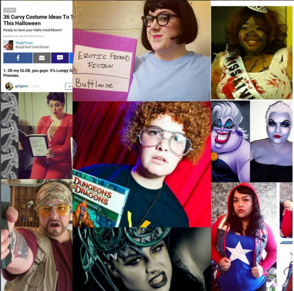 How Young Women Are Reclaiming Halloween As A Chance to Celebrate Their Bodies