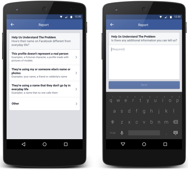 "Facebook Finally Rolls Out Changes to Much-Hated ""Real Name"" Policy"