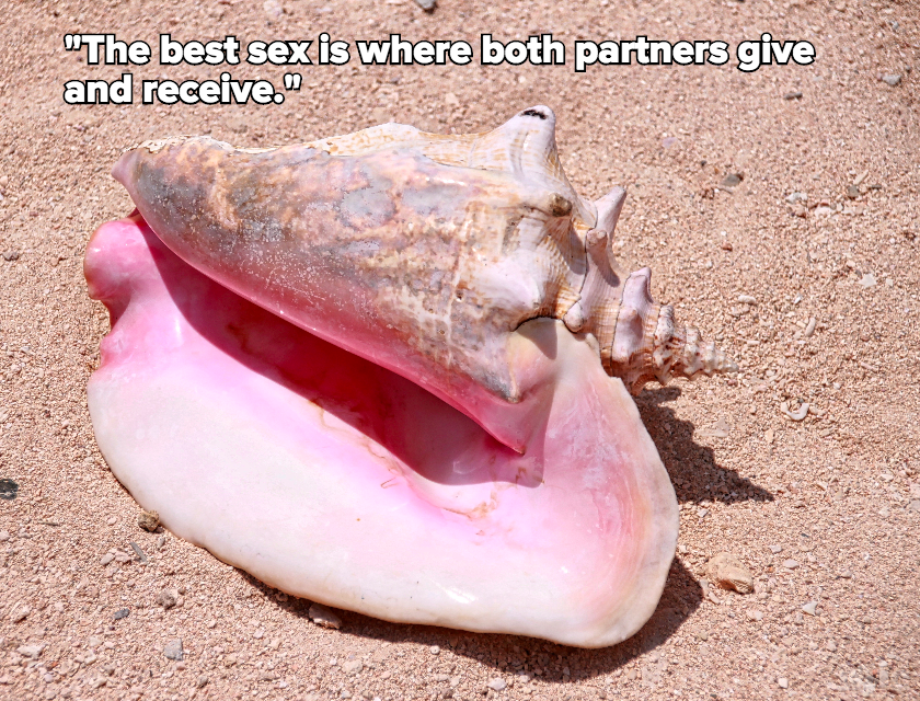 11 Men Sound Off on Why It's Empowering to Give Oral Sex