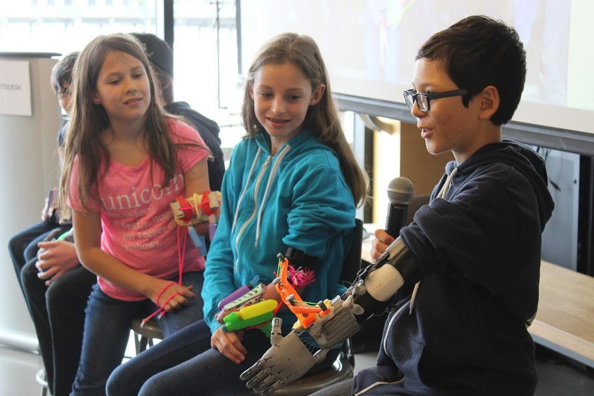 These Kids 3-D Printed Their Own Prosthetics — And Turned Themselves Into Superheroes