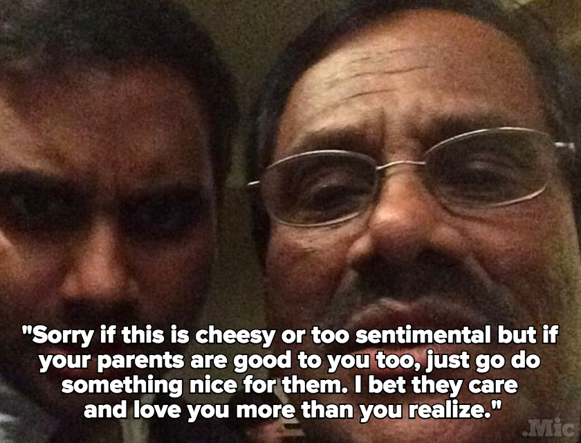 Aziz Ansari Just Reminded Us All to Give Our Parents a Phone Call