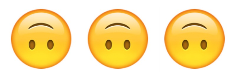 This Versatile New Emoji Is Opening Up New Ways to Express Our Awkward Sadness