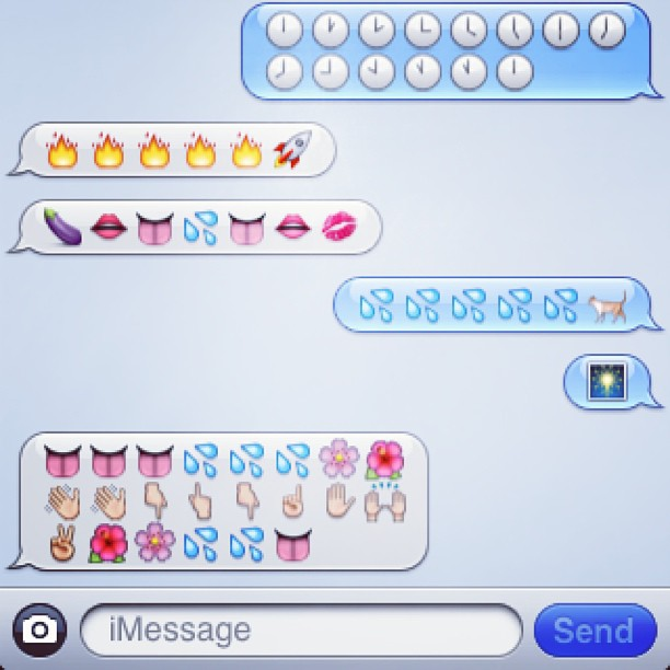 Beyond the Eggplant, Here's How Emojis Are Making Us More Sex-Positive
