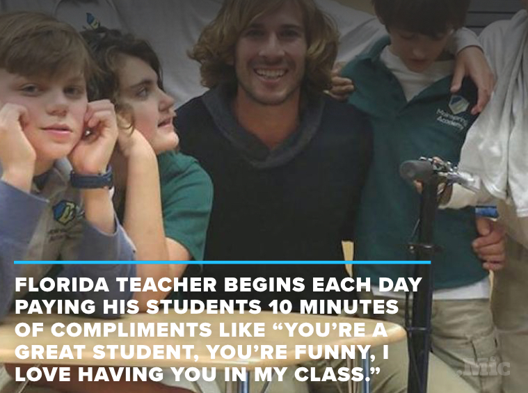 9 Absolutely Epic Teachers Who Completely Rocked Their Students'  Worlds