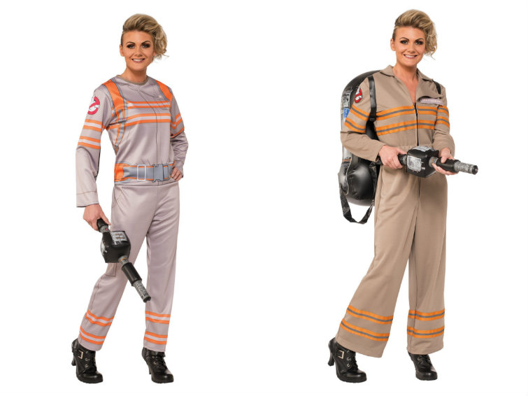'Ghostbusters' Halloween Costumes Are Here — And Sexist as Hell