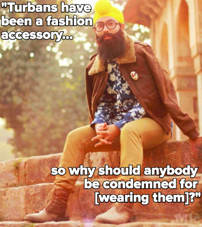 What These Sikh Style Mavens Can Teach Everyone About Fashion
