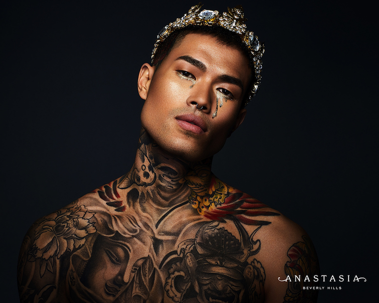 This Beauty Brand Casts Male Models for Its New Campaign — And It's Gorgeous
