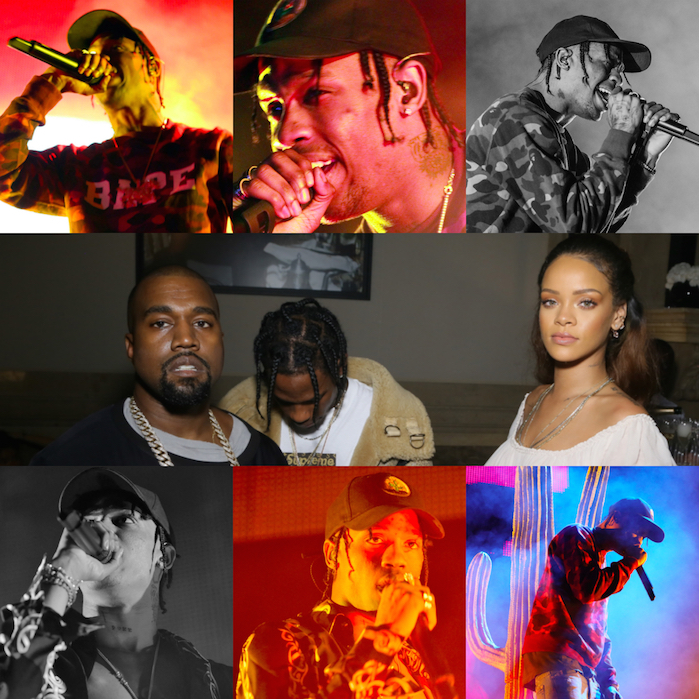 Who Is Travis Scott, the Rapper Releasing Hits With Kanye West, Rihanna and Others?