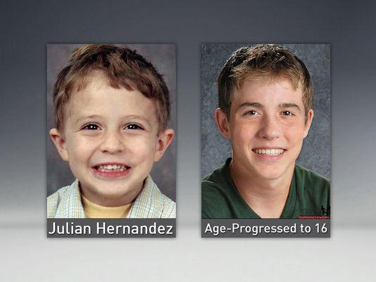 Julian Hernandez Found After 13 Years Missing. Here's a Timeline of His Story