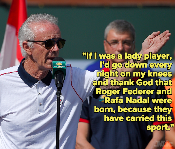 Serena Williams Gives Epic Clapback to Indian Wells CEO's Sexist Comments