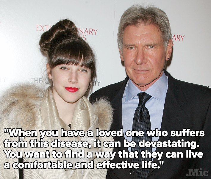 Harrison Ford Auctioned Off His Han Solo Jacket to Raise Money for Epilepsy Research