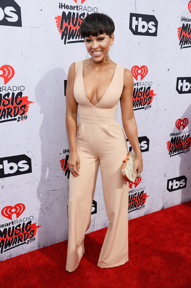 The iHeartRadio Awards' Best Red Carpet Dresses Were Actually Badass Pantsuits