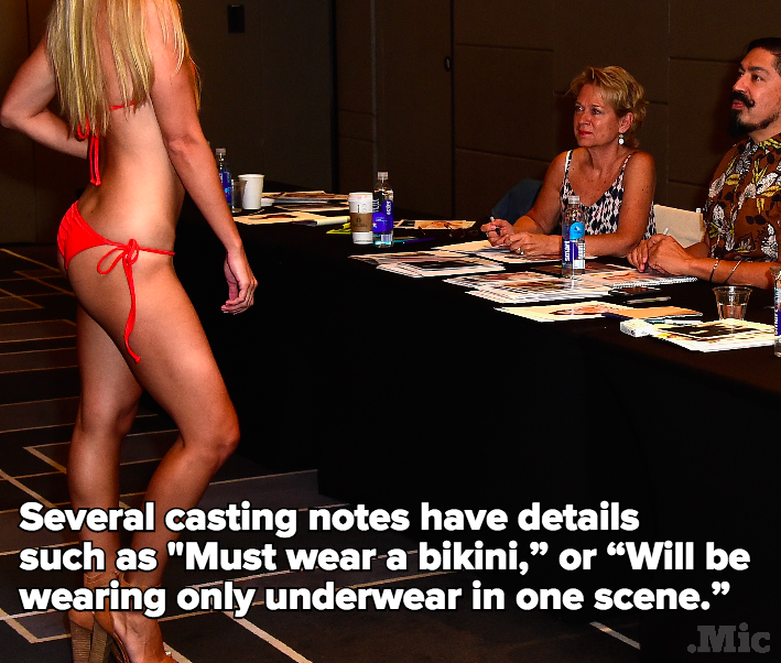 Sexism in Hollywood Is Alive and Well — And These Casting Call Horror Stories Prove It