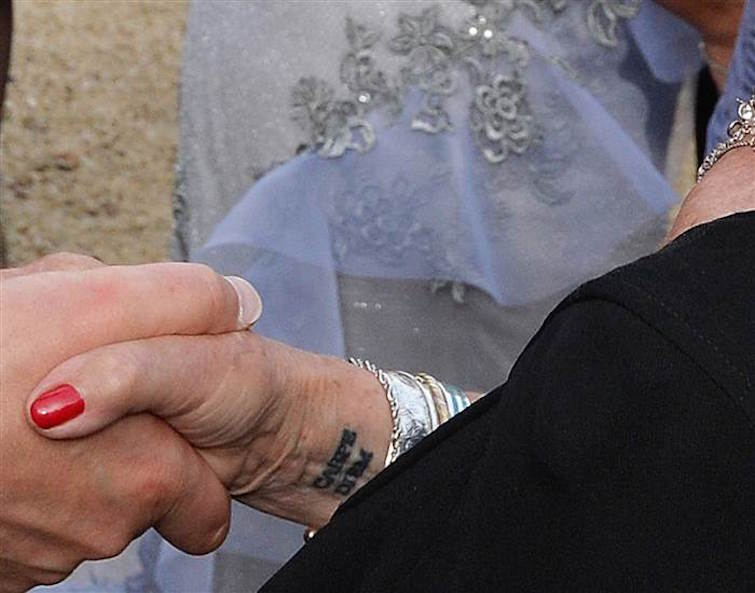 Dame Judi Dench Just Got Her First Tattoo — At the Ripe Old Age of 81