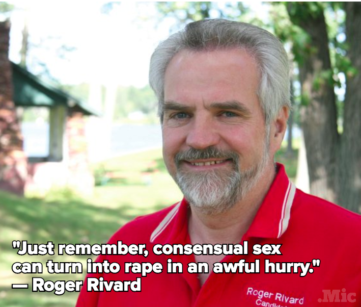 7 Times Republicans Told Women How Not to Get Raped