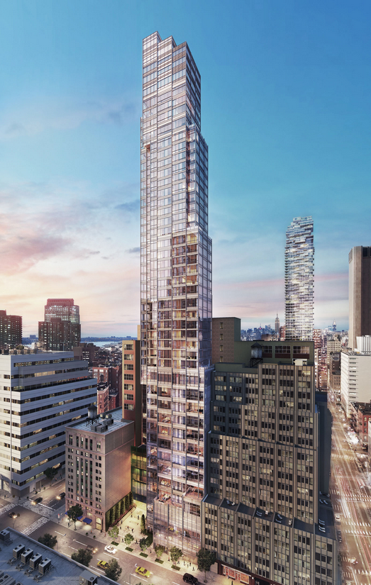 """Ground Zero Mosque"" to be Replaced With Luxury Condominiums for the Ultra-Wealthy"
