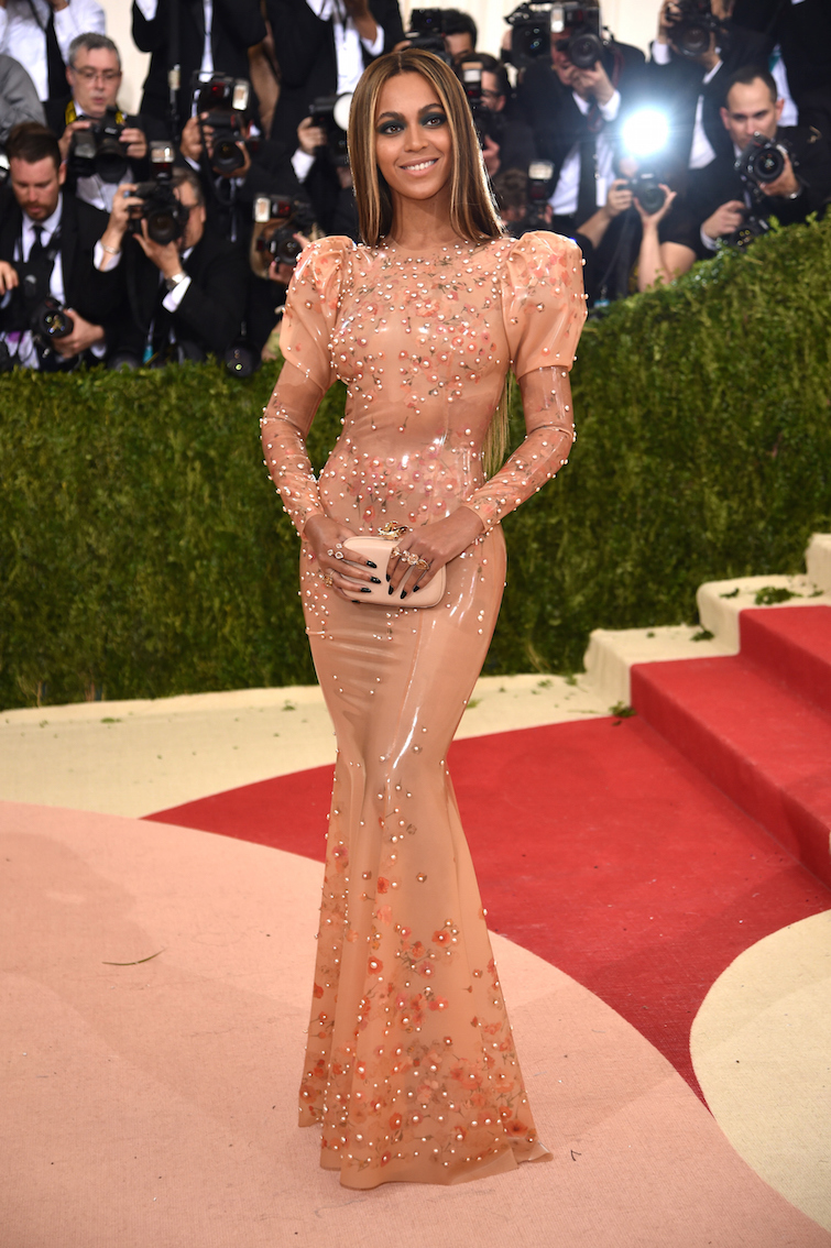 Beyonce's Fabulously Unexpected Dress Was the Most Polarizing Look at the Met Gala