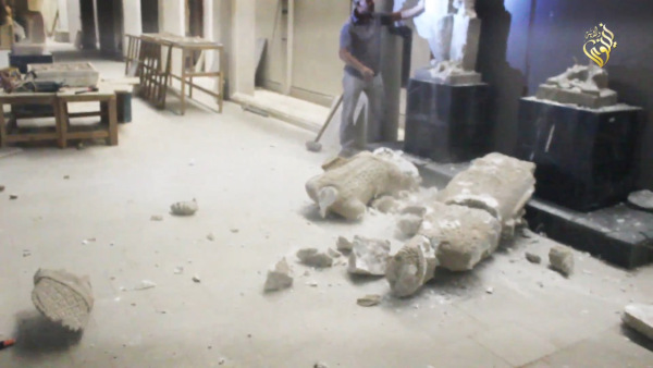 The Islamic State Is Destroying Thousands of Years of Cultural and Literary History