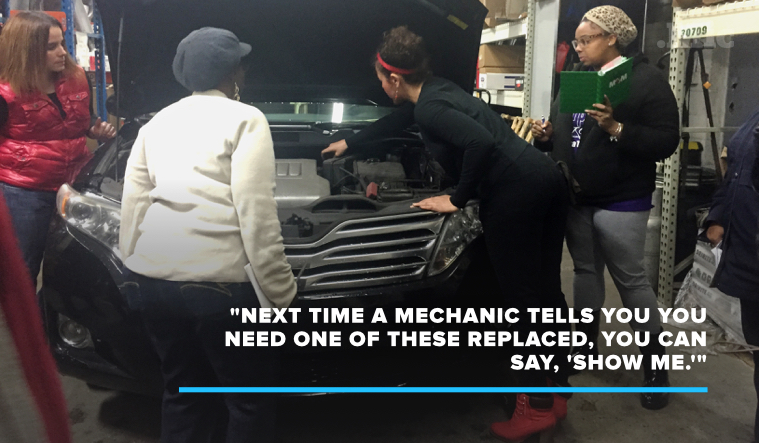 Meet the Female Mechanic Trying to Disrupt the Male-Dominated Auto Industry for Good