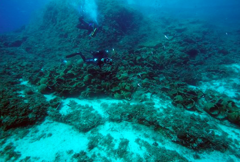 22 Ancient Shipwrecks Found Near Greece Date Back to the Archaic Period