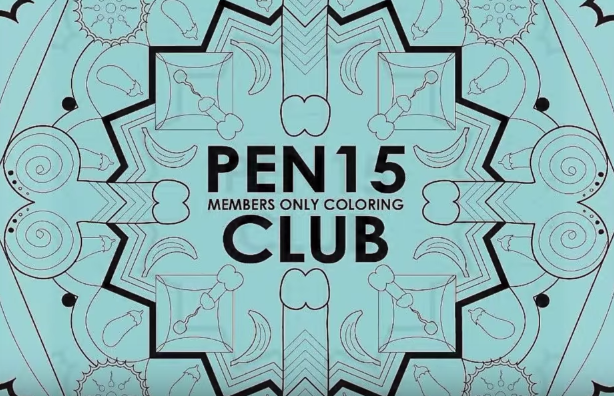 This NSFW Adult Coloring Book Lets You Color Penises for Sex Education