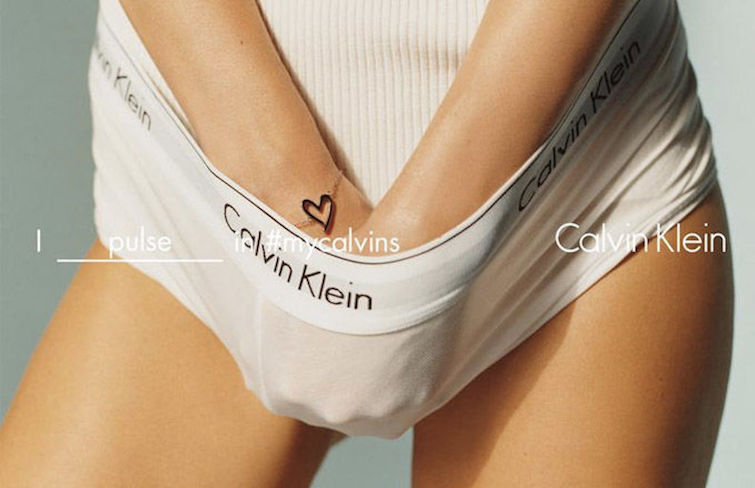 "Calvin Klein Continues Tradition Of Controversial NSFW Ad Campaigns With Latest, ""Erotica"""