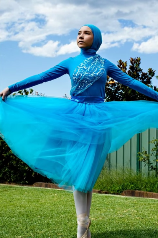 Meet the Australian Who Wants to Be the World's First Muslim Professional Ballerina
