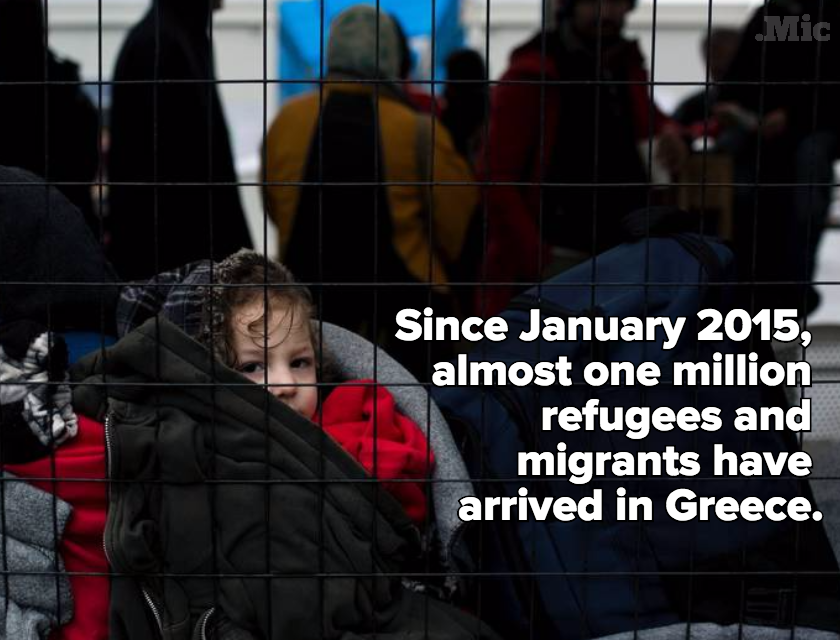 Another Refugee Boat Capsizes off the Coast of Greece, Killing 18 Children