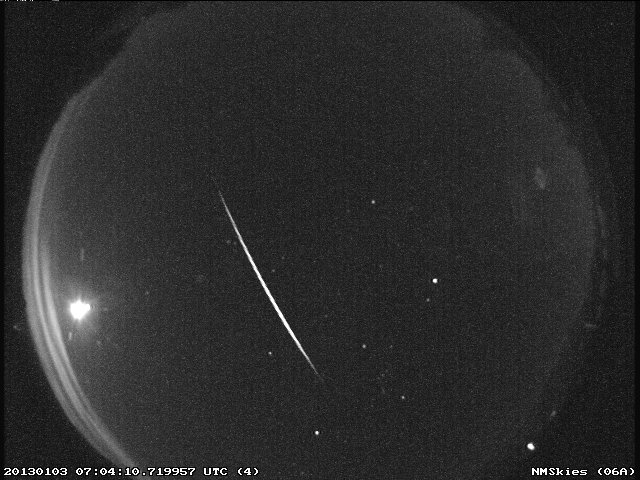 Quadrantid Meteor Shower: Livestream and Viewing Tips for First Meteor Shower of 2016
