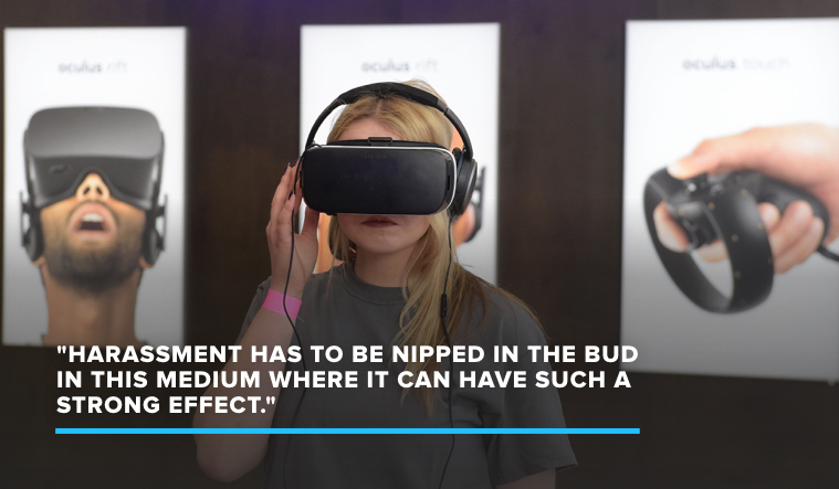 Yes, Virtual Reality Has a Sexual Harassment Problem. What Can We Do to Stop It?