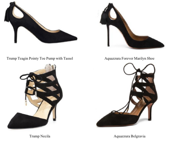Ivanka Trump Is Being Sued by a Luxury Shoe Brand for Allegedly Copying Its Design