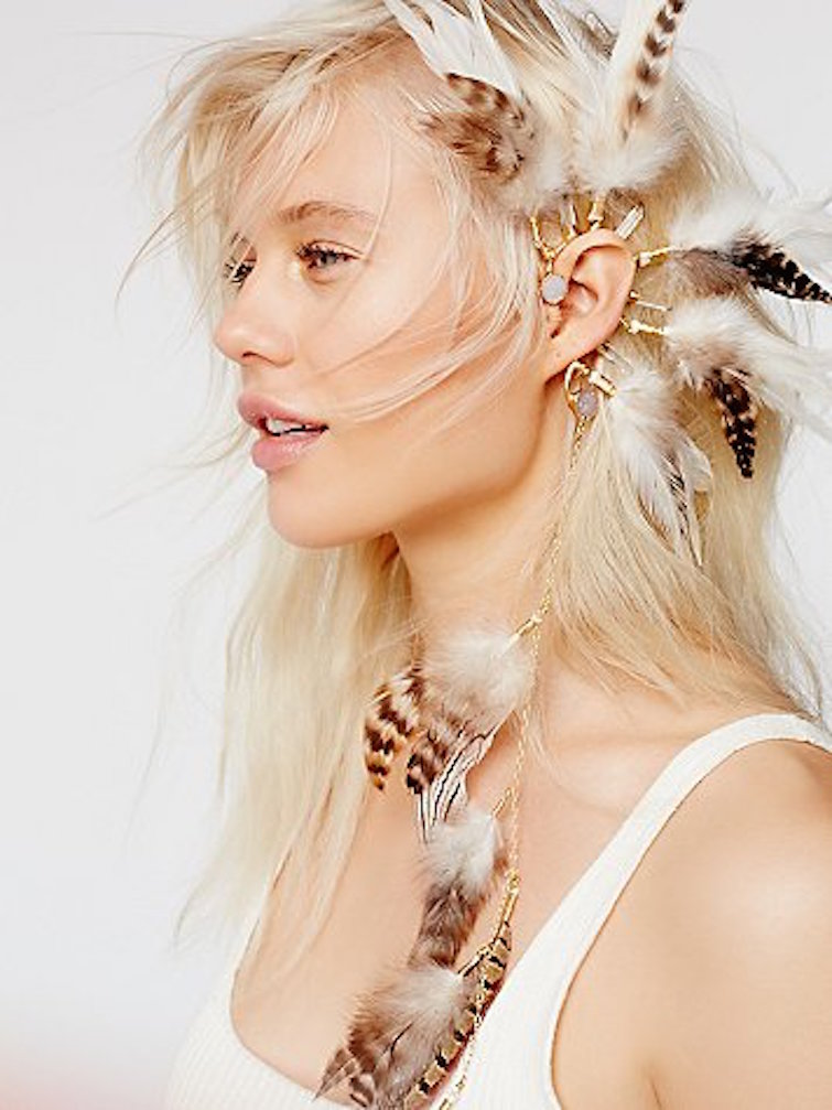 "Damn, Free People, Back at It Again With the Native American-Inspired ""Festival"" Clothes"