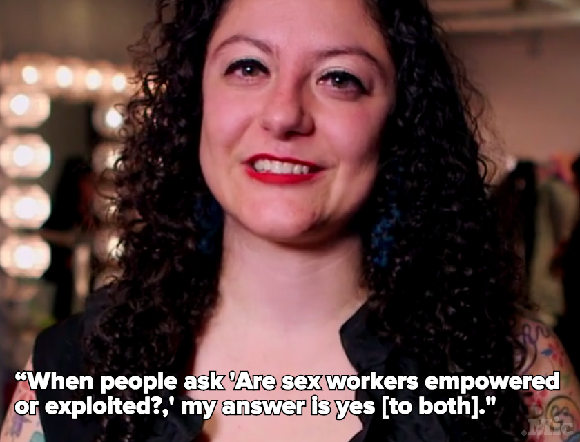 In Their Own Words, Sex Workers Shatter the Stereotypes About Their Profession