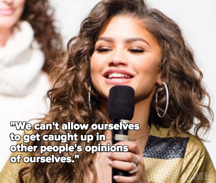 Zendaya's Chi Campaign Is the Best Response to Her Many, Many Hair Haters