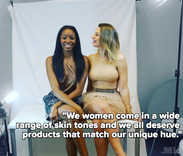 Two Harvard Students Are Revolutionizing the Way You Shop for Nude Clothing