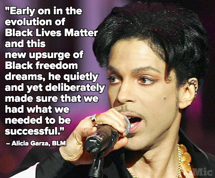 For All of Prince's Musical Genius, His Unsung Legacy Will Be His Activism
