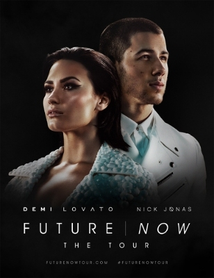 "Demi Lovato and  Nick Jonas ""Future Now"" Tour 2016: Dates, Pre-Sale and Ticket Info"
