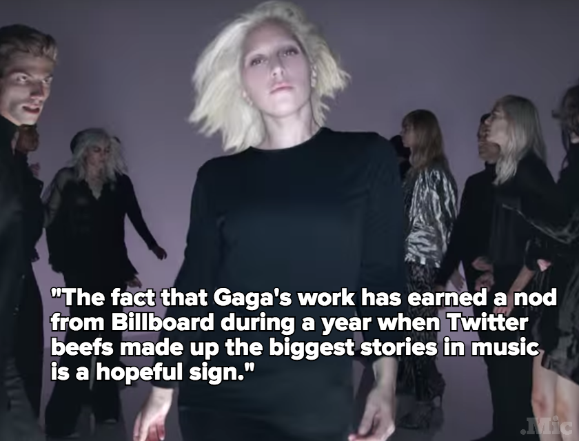 Lady Gaga Has Reinvented Herself — And Her Haters Won't Be Able to Recognize Her