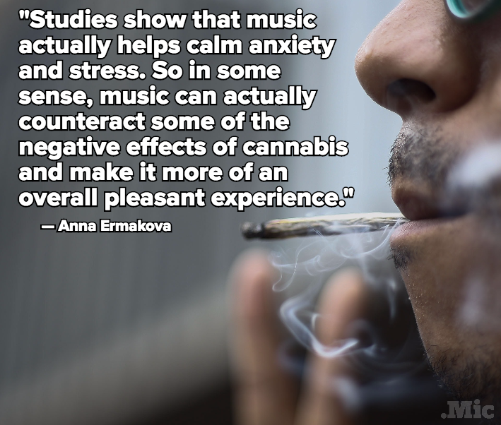 Here's Why Music Sounds So Much Better When You're High, According to Science