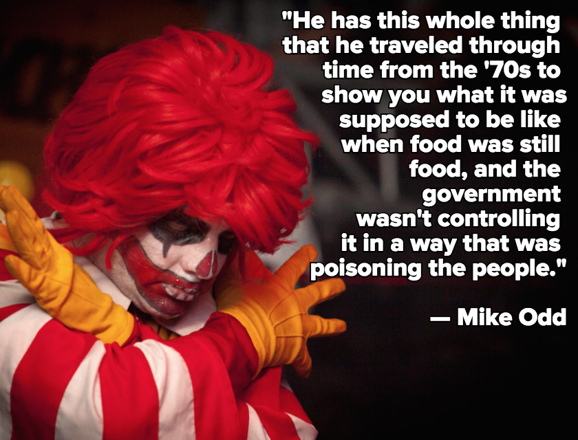 Mac Sabbath Uses Metal to Deliver a Horrifying Message About the Dangers of Fast Food