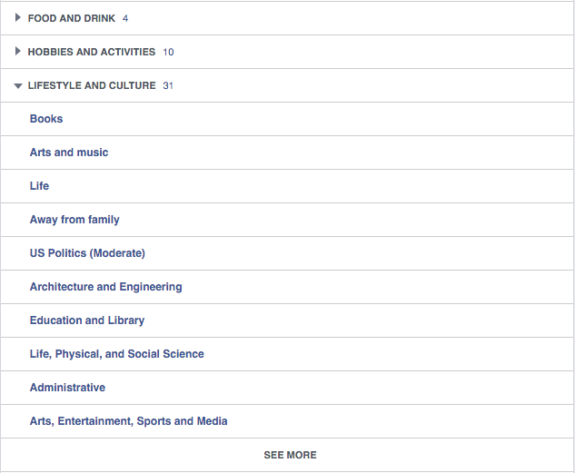 Facebook Is About As Good At Guessing Your Interests As Your Distant Uncle