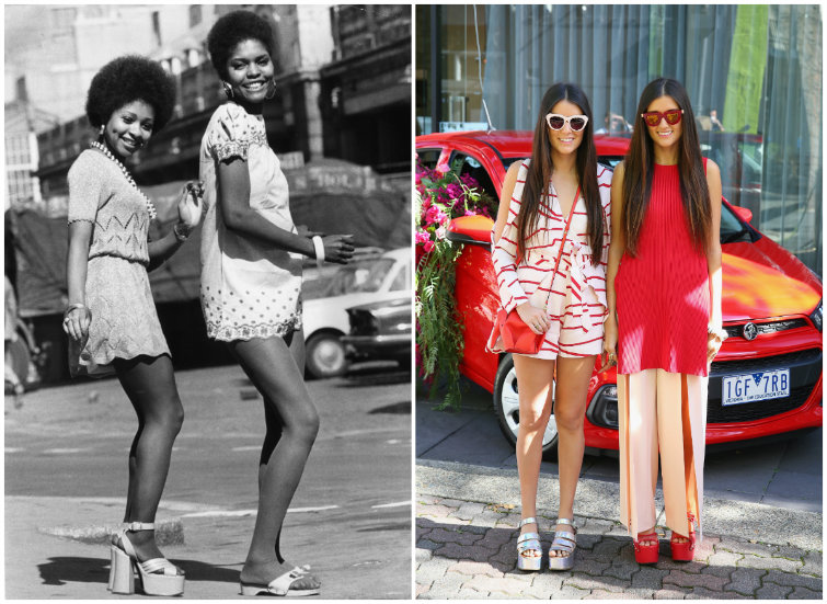 7 Things Your Mom Wore Better — Way Before You Did