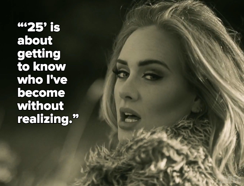 "Adele's ""Hello"" Isn't About an Ex-Boyfriend — It's About Herself"