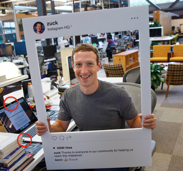 Mark Zuckerberg Is as Paranoid as Everyone Else About Getting Spied on Through His Webcam