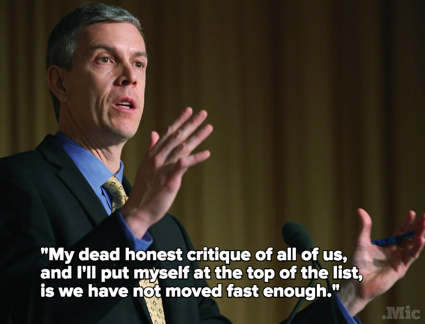 The Exit Interview: Arne Duncan on His Legacy and the Future of Higher Education